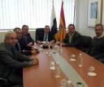 Reunión Cabildo de Gran Canaria