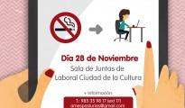 Jornada tabaquismo y entorno laboral