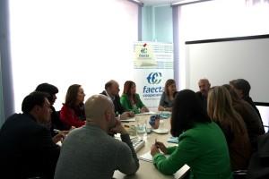 FAECTA y AMECOOP-A fomentan el emprendimiento en cooperativas entre  mujeres en riesgo de exclusión social