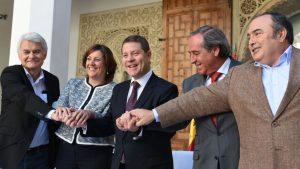 UCTACAM participa en el firma del Pacto por la Recuperación Económica de Castilla-La Mancha