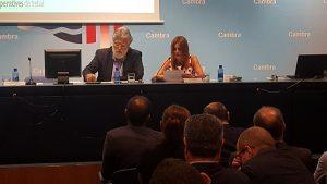 Uctaib celebra el 30 Aniversario de COCETA y da un premio a CIDE, la cooperativa de enseñanza más antigua de España