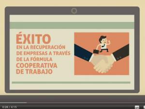 FAECTA edita dos vídeos sobre la recuperación de empresas a través de cooperativas de trabajo