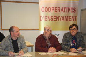 Las cooperativas de enseñanza baleares se vuelcan con los refugiados