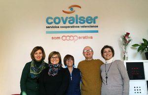 Ejemplos: la experiencia de la cooperativa Covalser 2013, de la Comunidad Valenciana