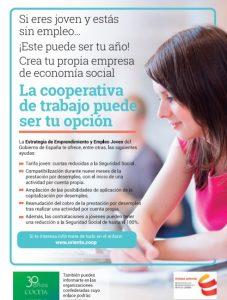 COCETA lanza una campaña para la creación de empleo joven en cooperativas