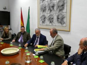 La cooperativa Instituto de Lectura Fácil y el Defensor del Pueblo de Andalucía, de la mano en la promoción del lenguaje claro