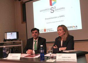 """""""Cooperativas y sociedades laborales tienen mucho que aportar a la Estrategia Navarra S3 por su experiencia en gestión participativa y cooperación"""", Ignacio Ugalde, presidente de ANEL"""