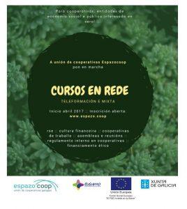 Cursos de la red gallega Eusumo