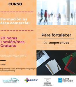 Formación comercial para favorecer a las cooperativas, en Galicia