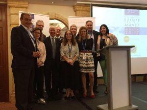 Malena Riudavets, vicepresidenta de COCETA, es la nueva consejera de Cooperatives Europe por España