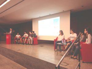 Más de 300 participantes en la segunda asamblea de la Federació de Cooperatives d'Alumnes de Catalunya: Alumnes.coop