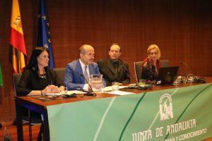 FAECTA y la Junta exponen el modelo cooperativista andaluz a representantes del Ministerio de Economía de la región belga de Valonia