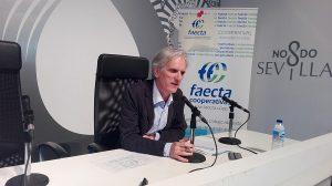 José Romero, nuevo presidente de FAECTA en Sevilla