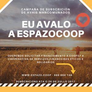 Espazocoop inicia una campaña de avales mancomunados para solicitar financiación a Coop57