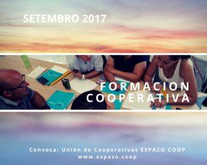 Cursos de Espazoop en Galicia para septiembre