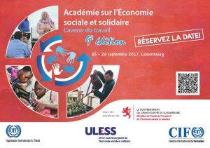 Abierto el Programa de la Academia de Economía Social y Solidaria de la OIT