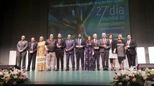 Murcia celebró el Día del Cooperativismo a todo lo alto
