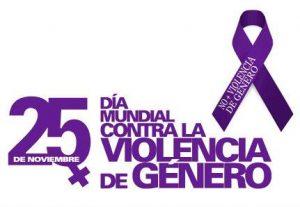Alza la voz contra la violencia de género