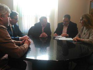 COCETA firma un convenio con el Ayuntamiento de Caudete (Castilla-La Mancha) para el fomento del cooperativismo