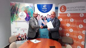 FAECTA y el Colegio de Economistas de Jaén estimulan el emprendimiento en cooperativas de trabajo