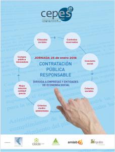CEPES organiza una jornada para analizar las oportunidades de la Ley de Contratos del Sector Público para la Economía Social